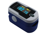 Concord Sapphire DELUXE Oximeter with Blue 6-Way Digital Display & Accessories