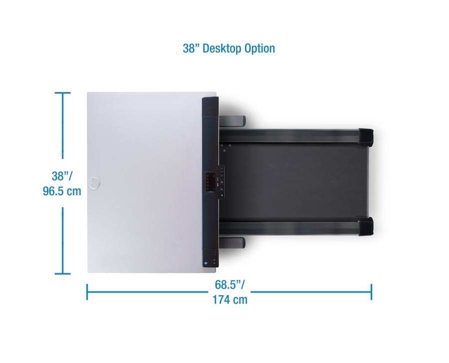 Manual TR1200 DT5 Treadmill Desk
