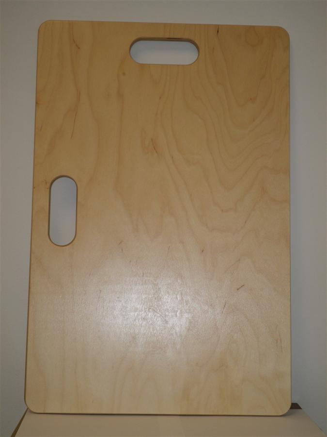 """CPR Board, 20in. x 30in. x 3/4"""" Wood"""