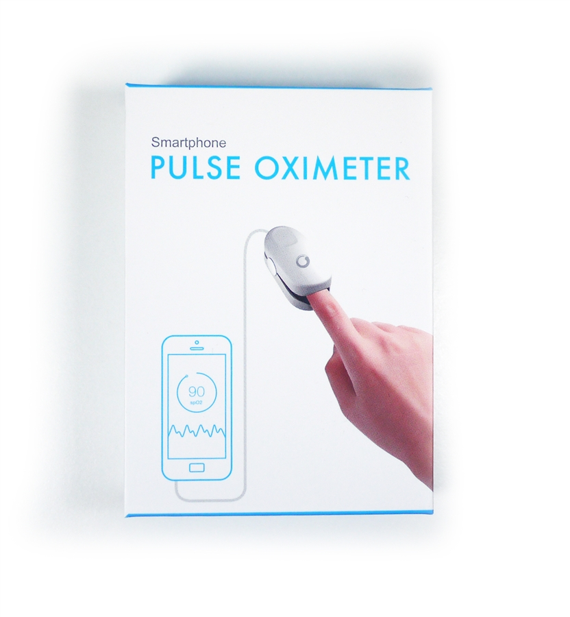 iOximeter Smartphone Pulse Oximeter for iPhone, iPad