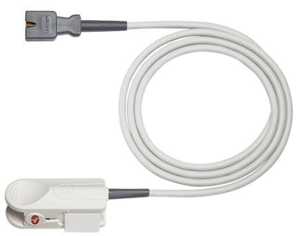 Masimo Finger clip LNCS DC SpO2 Sensor, 3ft adult/pediatric