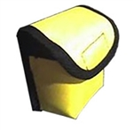 Carrying Case for Pulse Oximeters - Yellow