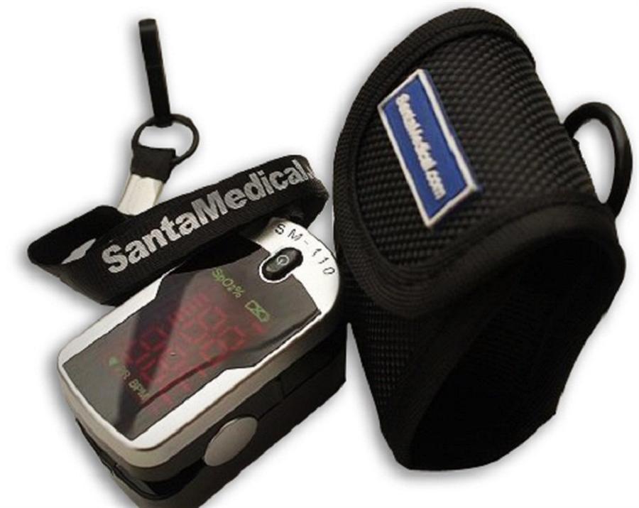 Santamedical SM 110 Finger Pulse Oximeter  Blood Oxygen S...